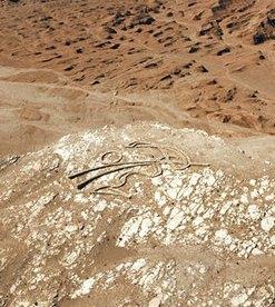 Ritmos de Vida, Andrew Rogers. Desierto de Atacama, Chile.